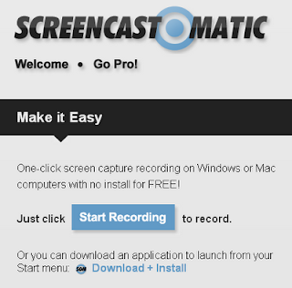 Free Screen Capture Software - Screencast-O-Matic
