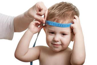 Bebe rođene s velikom glavom bit će uspješne u životu