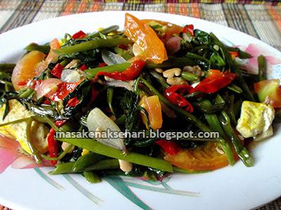 Resep Tumis Sayur Kangung