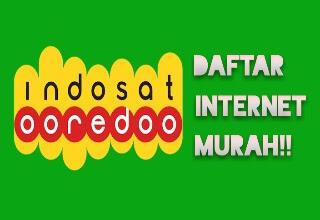 Dial Paket Internet Murah Indosat