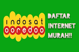 Dial Paket Internet Murah Indosat Ooredoo