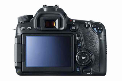 Canon EOS 70D Manual