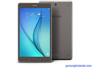 Cara Flashing Samsung Galaxy Tab A 9.7 WiFi SM-T550