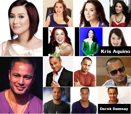 Kris Aquino Dating Derek Ramsay Rumors.
