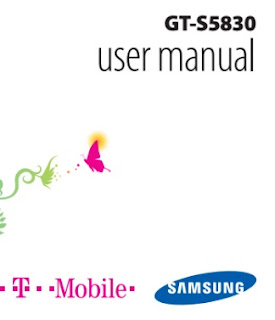 Samsung Galaxy Ace GT-S5830 Manual