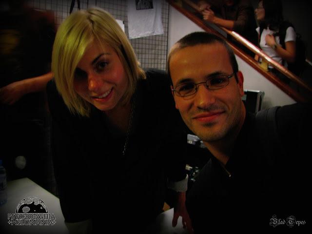Anna Ternheim & Vlad @L'Alhambra, Paris 23/09/2009