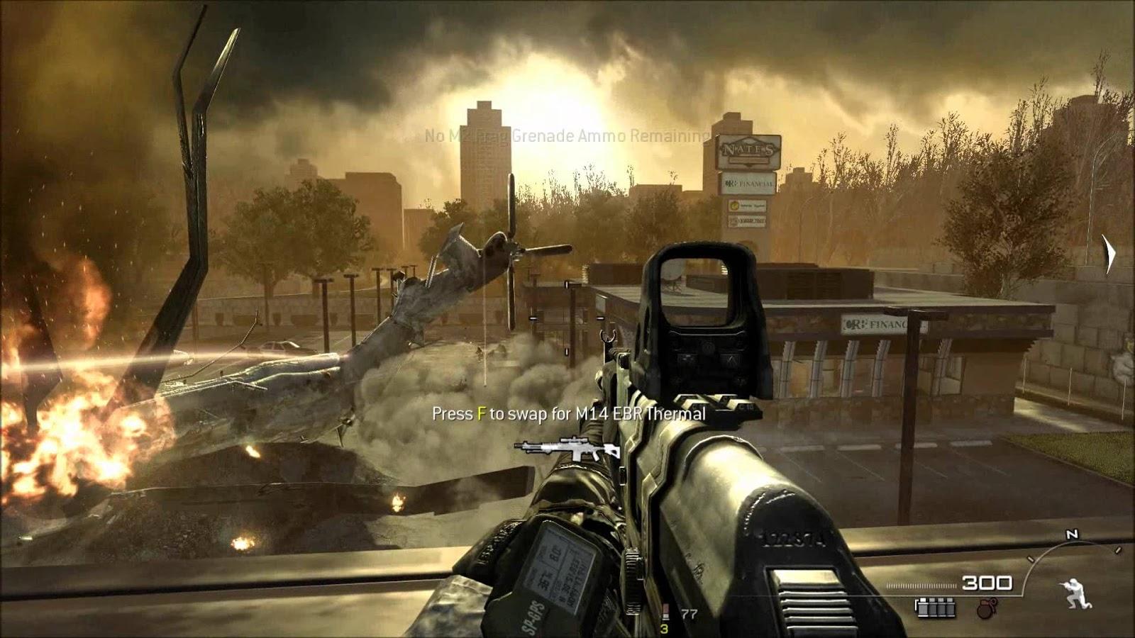 call of duty modern warfare 2 на windows 10