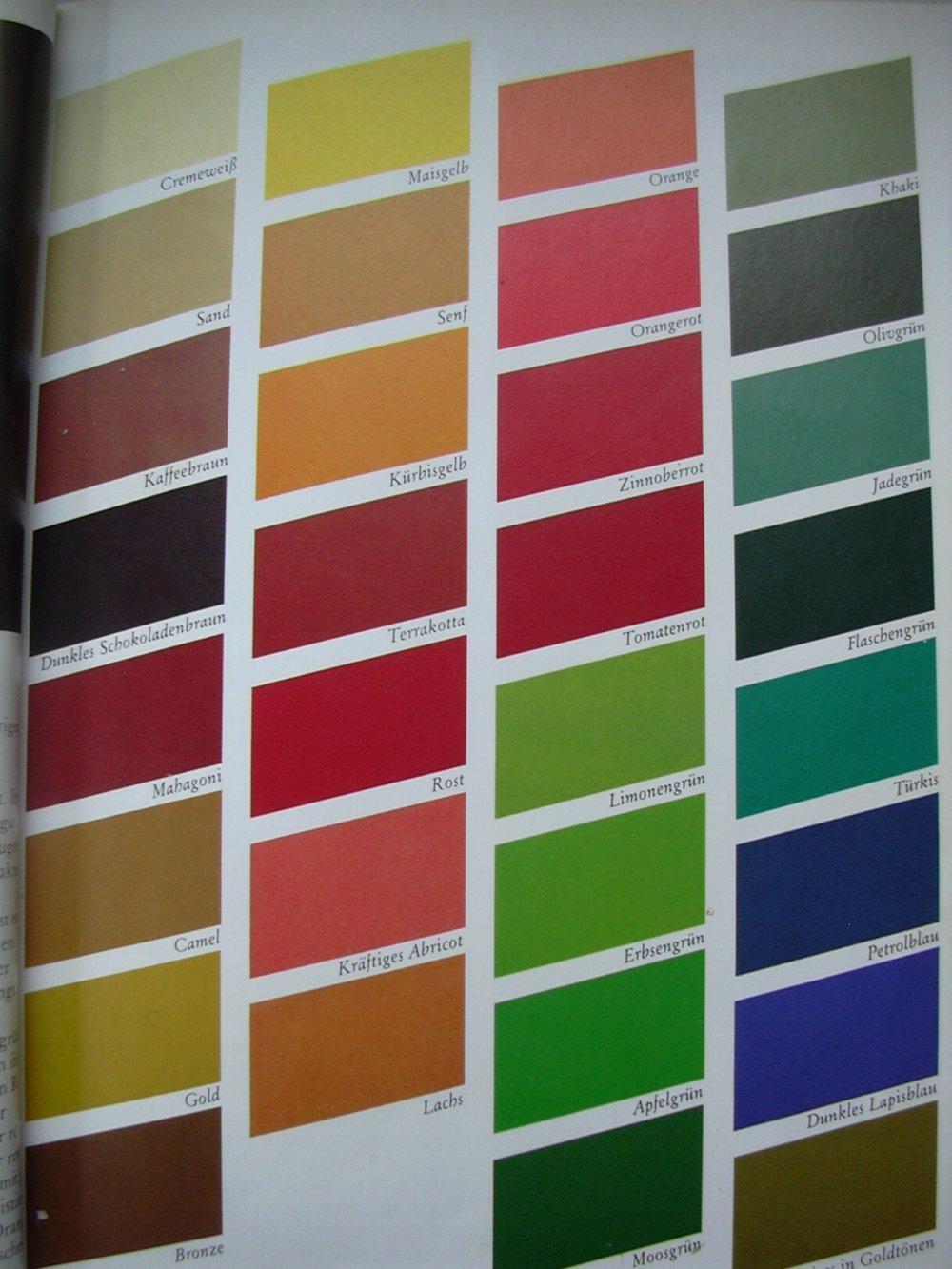 Welcher Farbtyp Bin Ich Teil Ii Seite 5