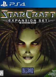 StarCraft Remastered – PS4