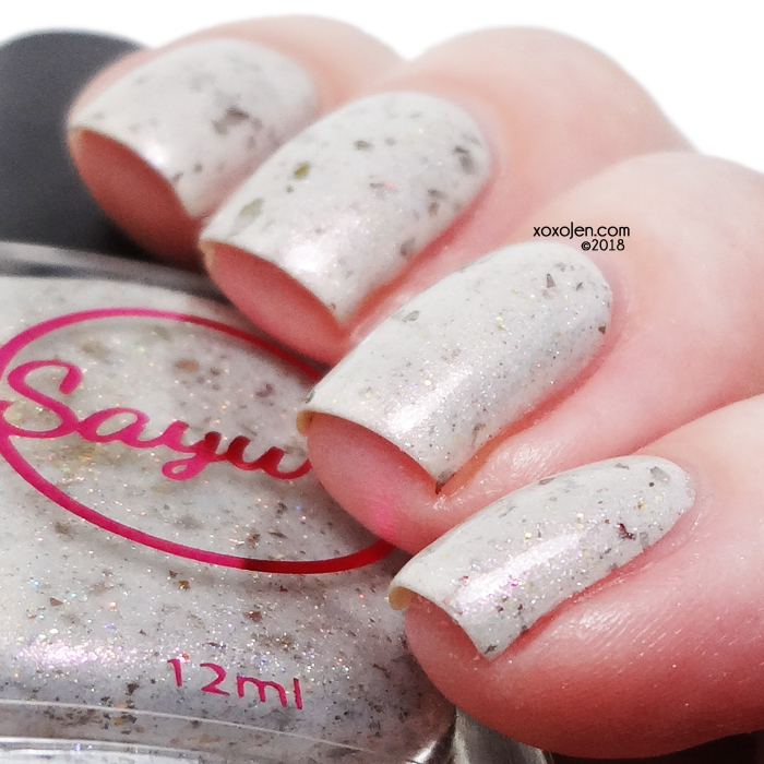 xoxoJen's swatch of Sayuri Raised By Wolves