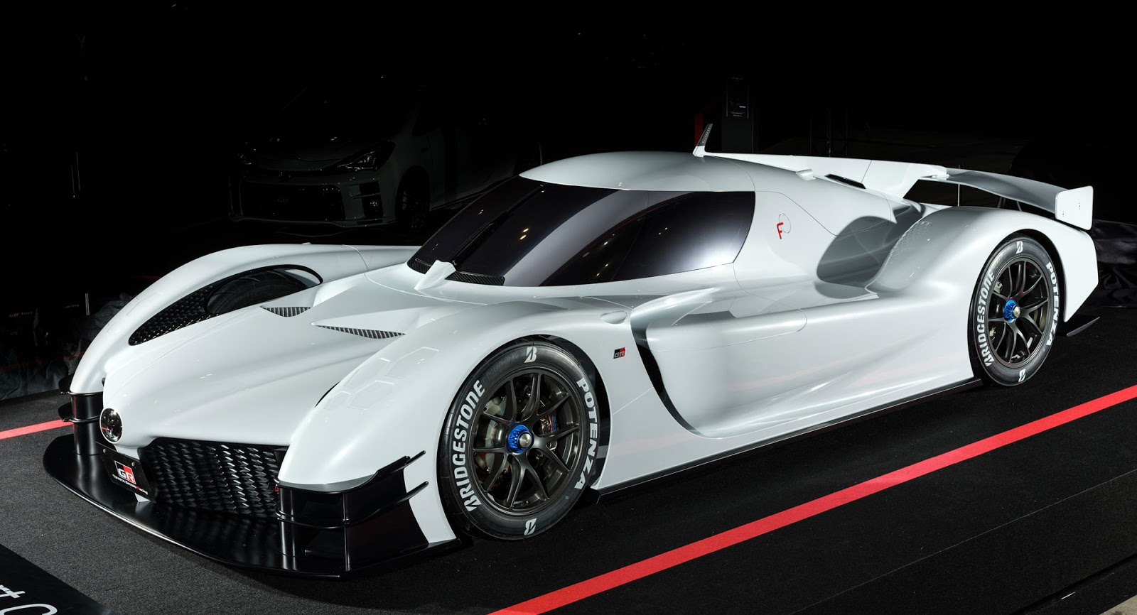 980-HP Toyota Concept Could Inspire Future Supercar