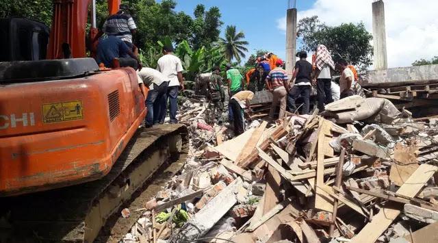 Aneh, Kisah Balita Selamat Dari Reruntuhan Gempa Aceh, Ternyata Keseharian Ibunya Begini...