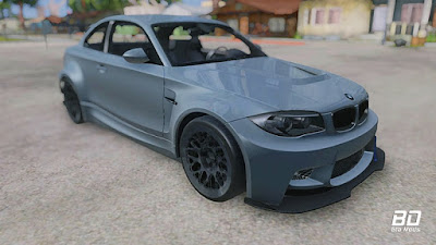 Download mod carro BMW 1M 2011 para GTA San Andreas, GTA SA PC