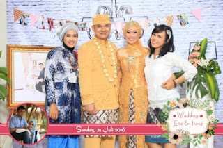 Photo Booth Wedding Jakarta