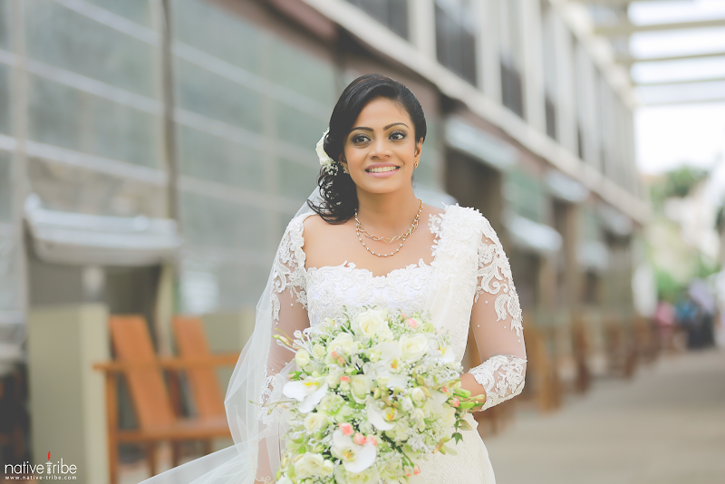 Wedding of Rehani & Malintha at Jetwing Blue, Negombo