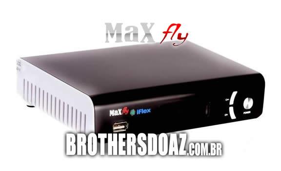 Maxfly iFlex Atualização V3.341 - 13/01/2021