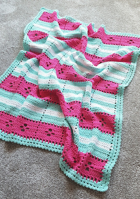 Crochet baby gifts
