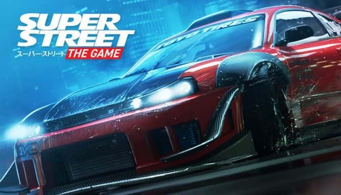 SUPER STREET THE GAME Téléchargement Gratuit