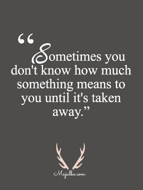 Learn To Appreciate Love Quotes