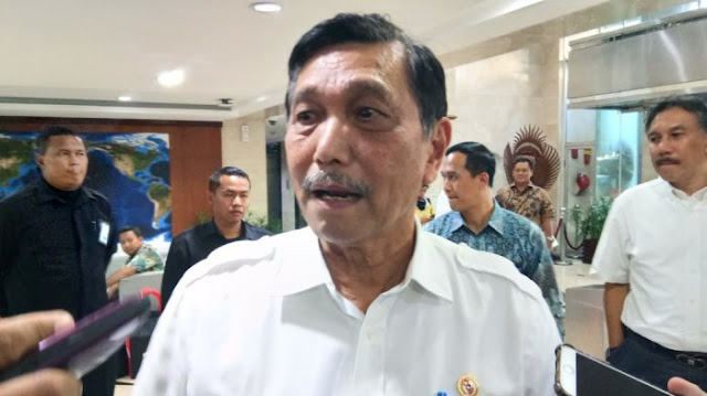 Luhut Marah Besar saat Jokowi Disindir Amien Rais