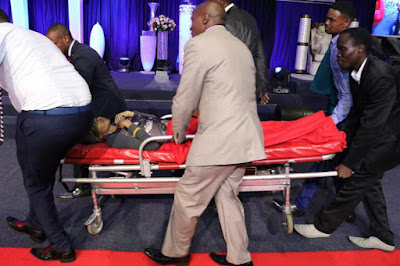 PASTOR FOUND OUT A LADY HAS HIV DURING CHURCH SERVICE – WHAT HE DID WILL SHOCK YOU (PHOTOS)