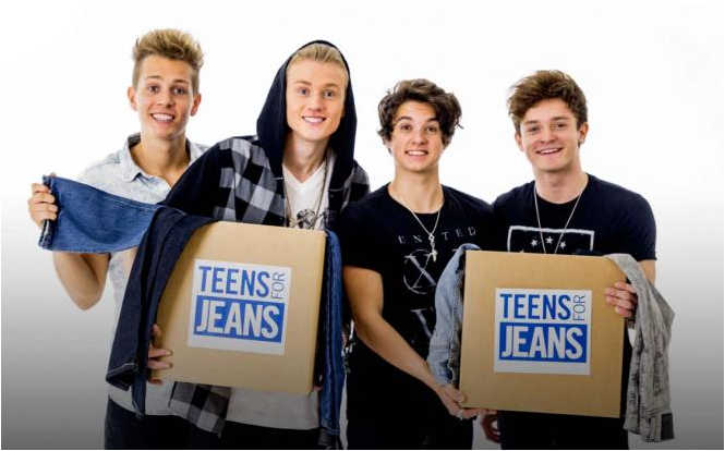Teens For Jeans Scholarship