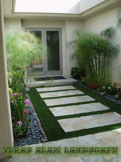 jasa pembuatan taman minimalis di pamulang