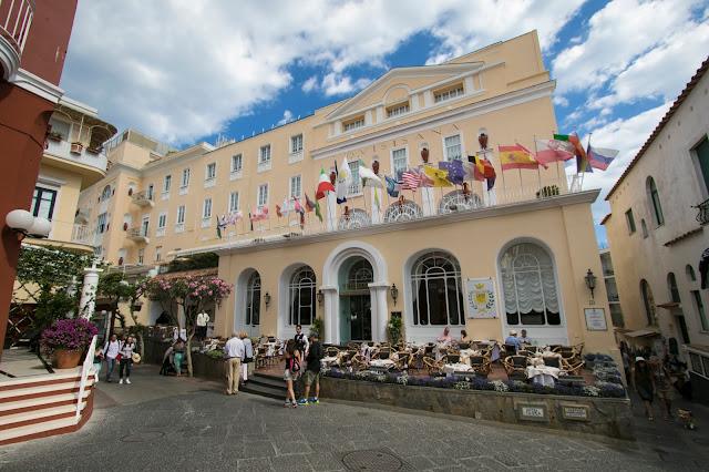 Hotel Quisisana-Capri