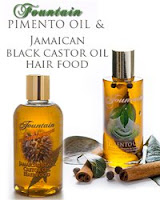 fountain jamaican black castor oil