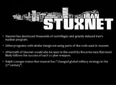 Stuxnet Virus Details