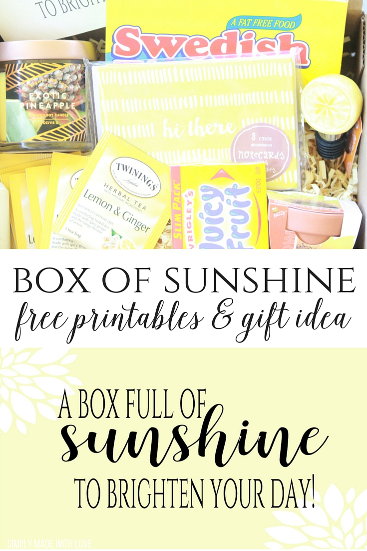 Canny image in box of sunshine printable