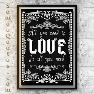 Love Quotes - All you need is love