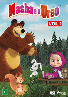 Download Masha e O Urso: Vol. 1 - DVDRip Dublado