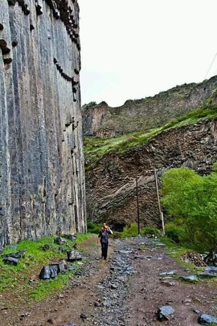 Lokasi tembok besi mengurung Yakjuj dan Makjuj telah diketahui?Inikah Tempatnya?