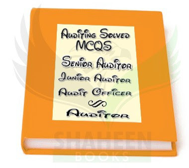 auditing solved mcqs pdf,Auditing, Senior auditor, junior Auditing, audit officer