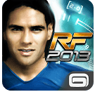 Real Football 2013 1.6.8b Apk and Data/Obb