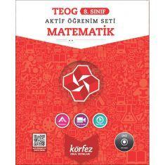 Körfez 8.Sınıf Matematik Aktif Öğrenim Seti (2017)