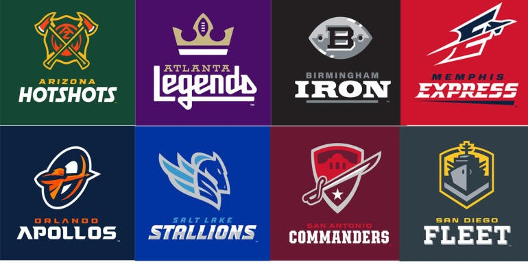 The Alliance Of American Football Unveils Schedule For