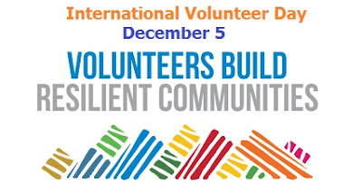 International Volunteer Day December 5 Theme and Notes
