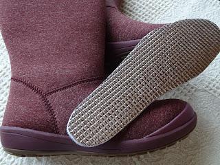 DIY warm boots
