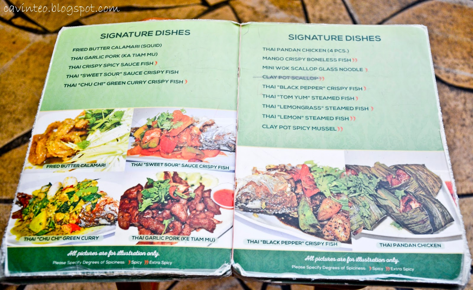 Entree Kibbles Ah Loy Thai Restaurant Reasonably Priced