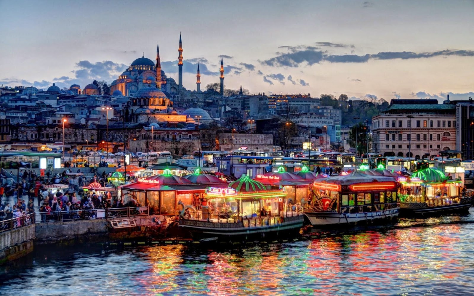 Istanbul Turkey images wallpapers