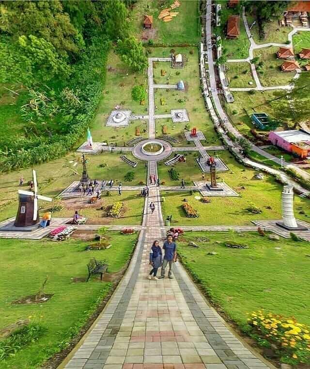 The World Landmark Merapi Park - foto instagram verani_22