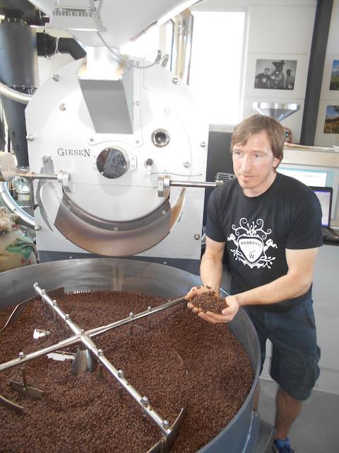 Ein Leben für den Kaffee