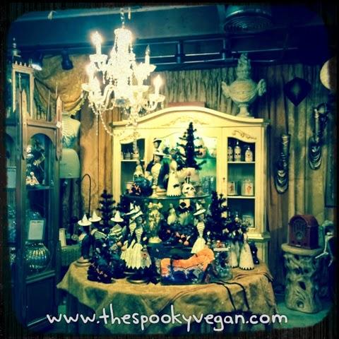 The Spooky Vegan Halloween 2014 At Roger S Gardens