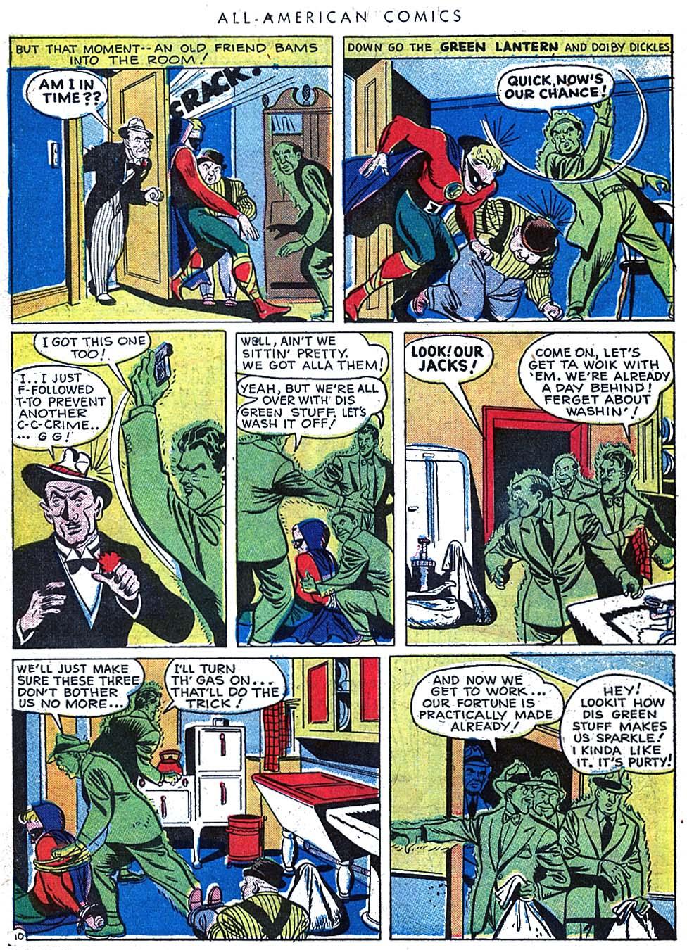 Read online All-American Comics (1939) comic -  Issue #63 - 12