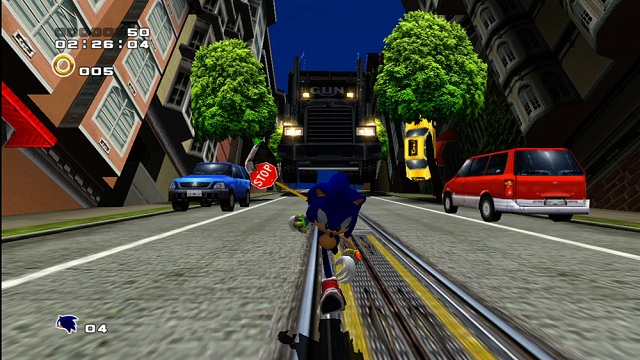 PS3 PSN GAMES FREE DOWNLOAD: Sonic Adventure 2 + DLC US [4 21]