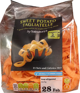 sainsburys sweet potato tagliatelle