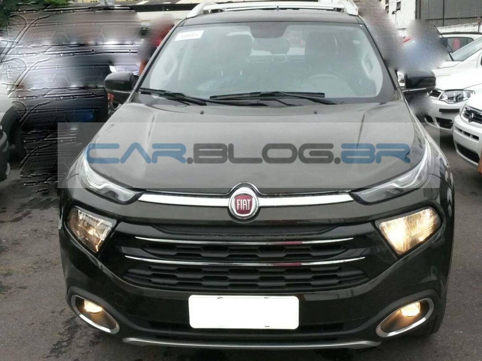 Fiat Toro 2.0 Diesel Volcano Automática