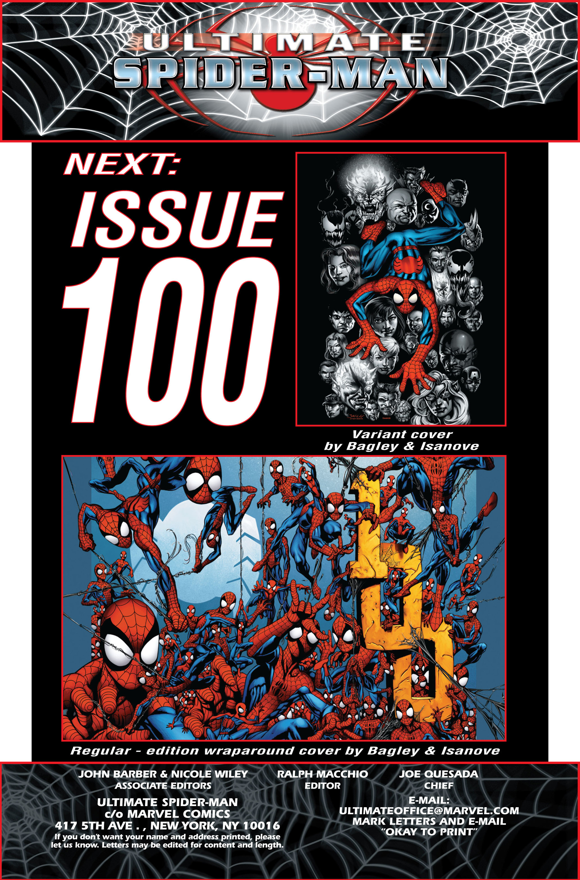 Read online Ultimate Spider-Man (2000) comic -  Issue #99 - 22